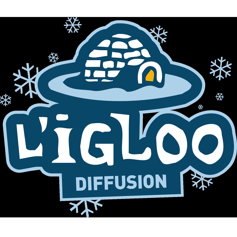 Logo L'igloo Diffusion